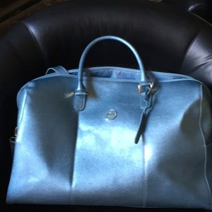 Blue Metallic CarryOn